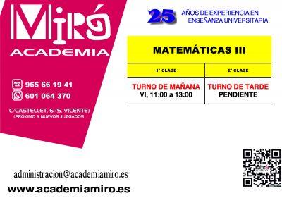 MATEMÁTICAS-3