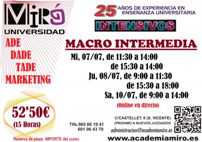 02 - MACRO INTERMEDIA