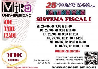 03 - S. FISCAL I